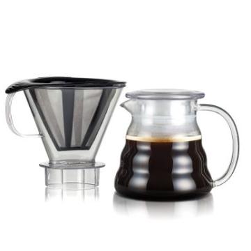 Bình Pha Coffee Dripper Melior 0.6L