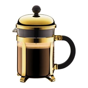 Item 1924-17_Bình Pha Coffee Chambord - Gold - 500ml