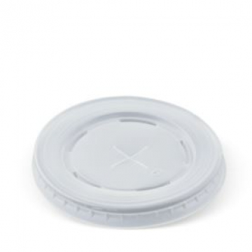Item V082S0064 - Nắp trong cho ly 1 lớp - Cold Cup Lid - CLEAR - 16/22oz