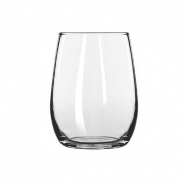 Item 260 - Ly juice buffet thủy tinh Stemless Taster - 185ml