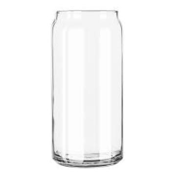 Item 266 - Ly bia thủy tinh dạng lon - 591ml