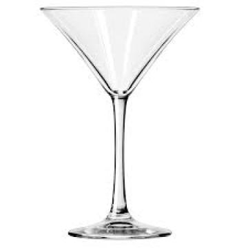 Item 7518- Ly thủy tinh Vina Martini - 296ml