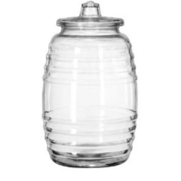 Item 9520003 - Bình thủy tinh Barrel - 10 Lít