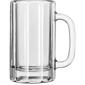 Item 5016 - Ly bia thủy tinh Panelled Mug - 355ml