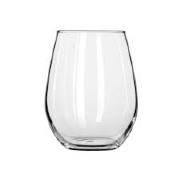 Item 213 - Ly rượu vang Stemless Wine - 444ml