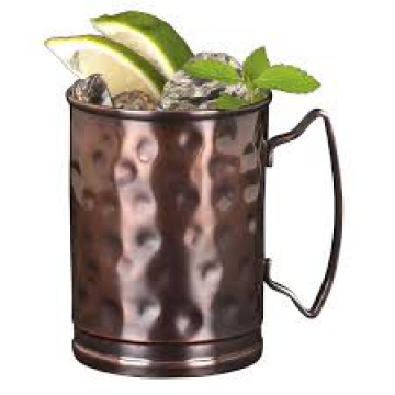 Item 993042 - Cốc kim loại Moscow Hammered Mule Cup - 370ml