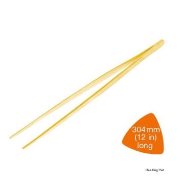 Item 46/X-003-G_Long Tweezers - Gold - Dụng cụ gắp
