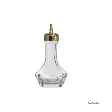 Item 46/X-042-G_Bitters Bottle - Gold - 30ml