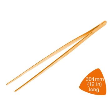 Item 46/X-003-C_Long Tweezers - Copper - Dụng cụ gắp