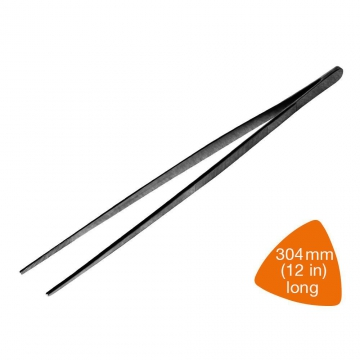 Item 46/X-003-PB_Long Tweezers - Platinum - Dụng cụ gắp
