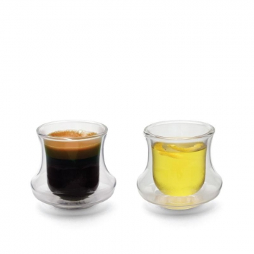 Item CICLCLR75 - Ciclone Demitasse Set/2 - 74ml