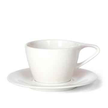 Item FINAWHT310CS - Fina Latte Cup/Saucer - 310ml