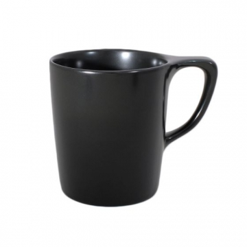 Item LINOBLK475C - LINO 16oz Coffee Mug - Black - 475ml