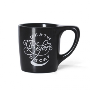 Item LINODBD300C - Lino Death Before Decaf  Mug -300ml