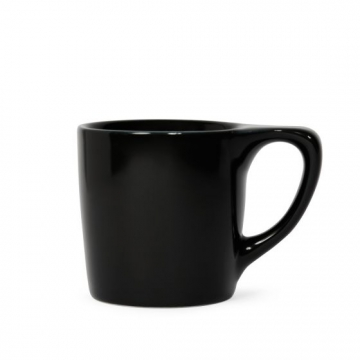 Item LINOBLK300C - LINO Coffee Mug - Black - 300ml