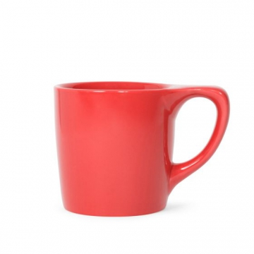 Item LINORED300C - LINO Coffee Mug - Rhubarb Red - 300ml