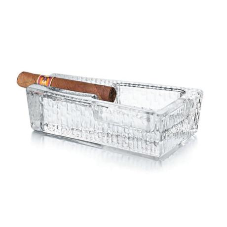 Item 1783682 - Gạt tàn thủy tinh Libbey Cigar Ashtray s0