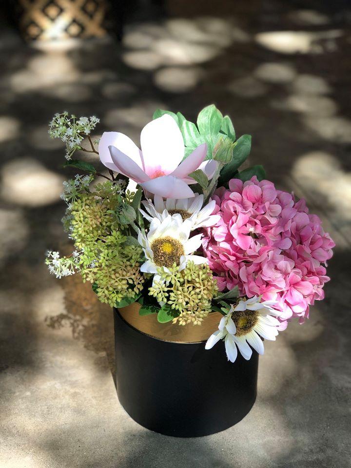 Hoa lụa Khloris - sang trọng đầy lãng mãn cho người ấy